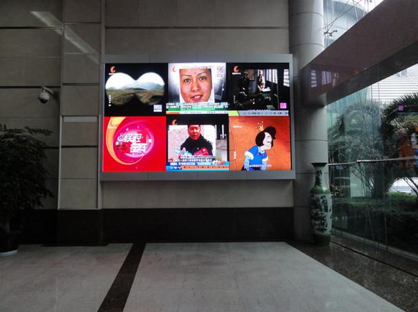 室内LED显示屏P2.5P3和P4的区别