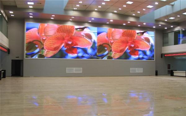 商场LED露示屏