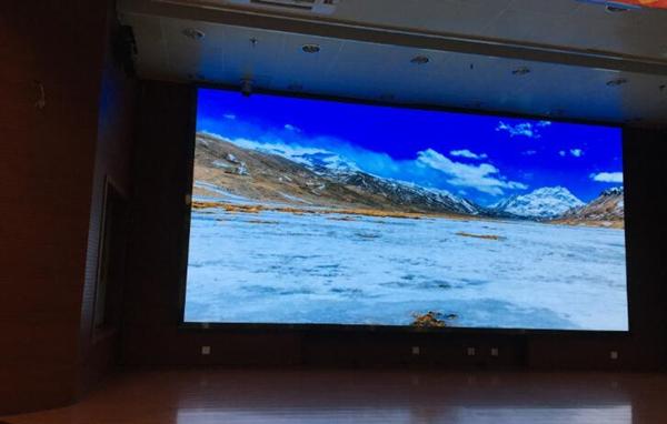 演播厅p1.5室内led显示屏使用需要注意哪些问题